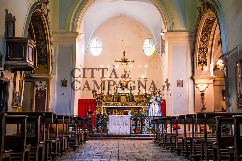 Chiesa di San Bartolomeo e S.S. Nome di Dio