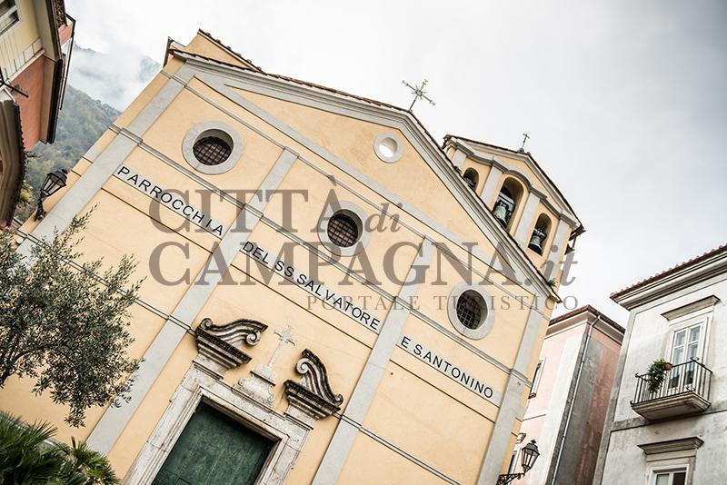 Chiesa del S.S. Salvatore e S.Antonino