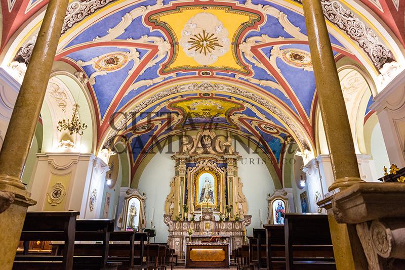 Chiesa Monte dei Morti - B.V. del Carmelo